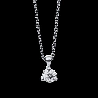 Brogle Selection Halskette mit Anhänger Promise 4B605W4-1
