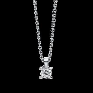 Brogle Selection Halskette mit Anhänger Promise 4B607W8-3