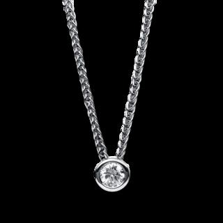 Brogle Selection Halskette mit Anhänger Promise 4B612W8-8