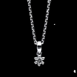 Brogle Selection Halskette mit Anhänger Promise 4B622W4-1