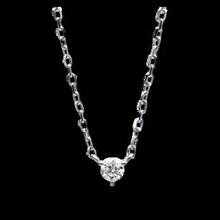 Brogle Selection Halskette mit Anhänger Promise 4B840W4-2