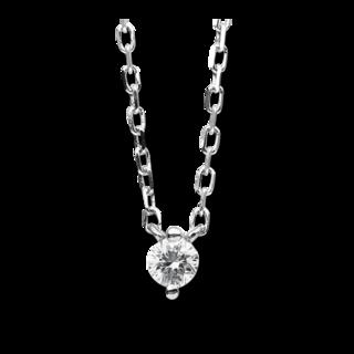 Brogle Selection Halskette mit Anhänger Promise 4B841W4-1