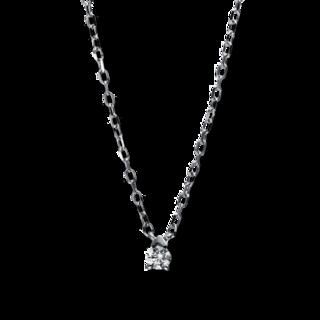 Brogle Selection Halskette mit Anhänger Promise 4B842W4-2