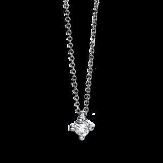 Brogle Selection Halskette mit Anhänger Promise 4C139W8-3