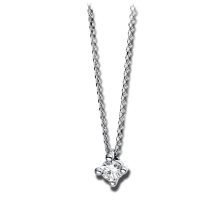 Brogle Selection Halskette mit Anhänger Promise 4C140W8-2