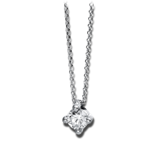 Brogle Selection Halskette mit Anhänger Promise 4C141W8-5