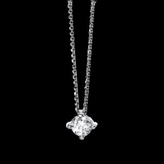 Brogle Selection Halskette mit Anhänger Promise 4C146W8-4