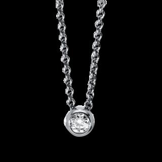 Brogle Selection Halskette mit Anhänger Promise 4C702W4-3