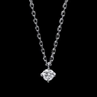 Brogle Selection Halskette mit Anhänger Promise 4C775W4-2