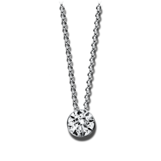 Brogle Selection Halskette mit Anhänger Promise 4C965W8-1