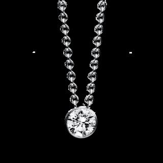 Brogle Selection Halskette mit Anhänger Promise 4C966W4-3