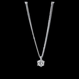 Brogle Selection Halskette mit Anhänger Promise 4C987WP8-1