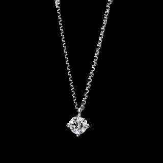 Brogle Selection Halskette mit Anhänger Promise 4D005W8-1