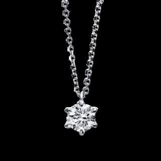Brogle Selection Halskette mit Anhänger Promise 4D046W8-1