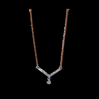 Brogle Selection Halskette mit Anhänger Promise 4D230RW8-2
