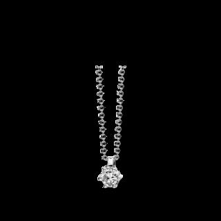 Brogle Selection Halskette mit Anhänger Promise 4D278W8-5
