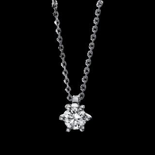 Brogle Selection Halskette mit Anhänger Promise 4D280W8-3