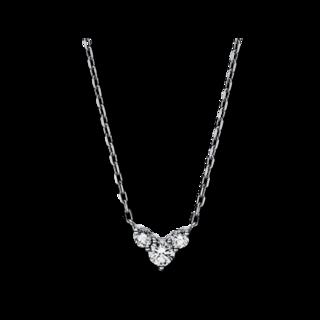Brogle Selection Halskette mit Anhänger Promise 4D330W4-1