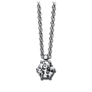 Brogle Selection Halskette mit Anhänger Promise 4D350W4-1