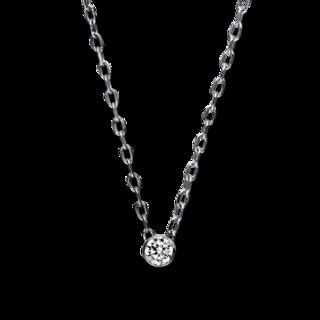 Brogle Selection Halskette mit Anhänger Promise 4D363W8-3