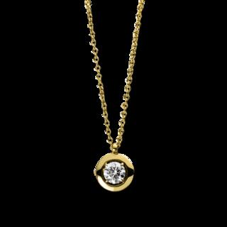 Brogle Selection Halskette mit Anhänger Promise 4D560G4-1