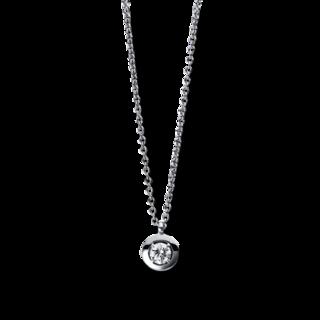 Brogle Selection Halskette mit Anhänger Promise 4D560W4-1