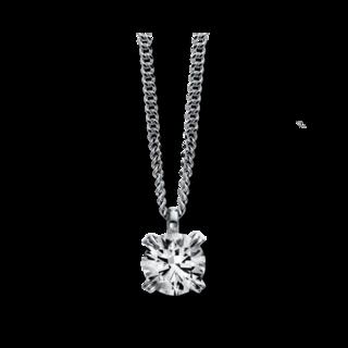 Brogle Selection Halskette mit Anhänger Promise 4D620WP8-4