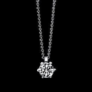 Brogle Selection Halskette mit Anhänger Promise 4D627W8-3