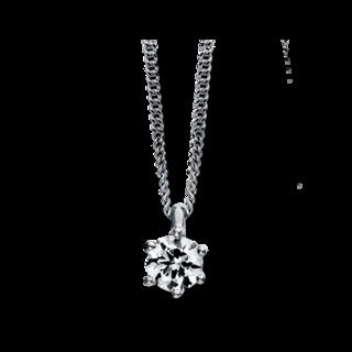 Brogle Selection Halskette mit Anhänger Promise 4D692WP8-2