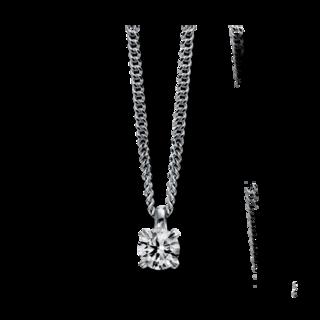 Brogle Selection Halskette mit Anhänger Promise 4D974WP8-1