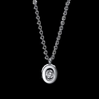 Brogle Selection Halskette mit Anhänger Promise 4D989W8-1