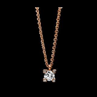 Brogle Selection Halskette mit Anhänger Promise 4D991R8-1