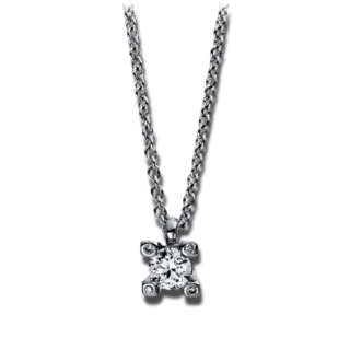 Brogle Selection Halskette mit Anhänger Promise 4D991W8-2