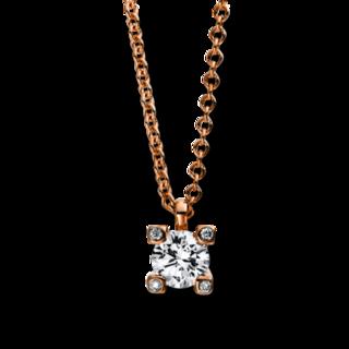 Brogle Selection Halskette mit Anhänger Promise 4D992R8-2