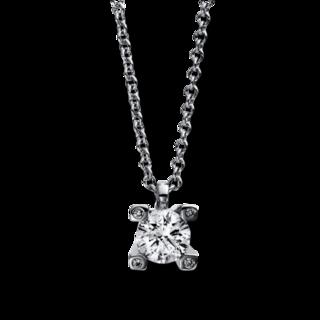 Brogle Selection Halskette mit Anhänger Promise 4D995W8-2