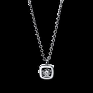 Brogle Selection Halskette mit Anhänger Promise 4D996W8-2