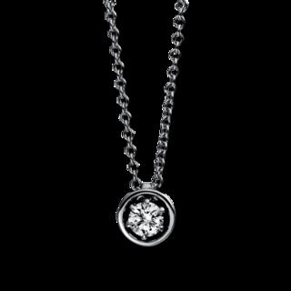 Brogle Selection Halskette mit Anhänger Promise 4E009W8-2