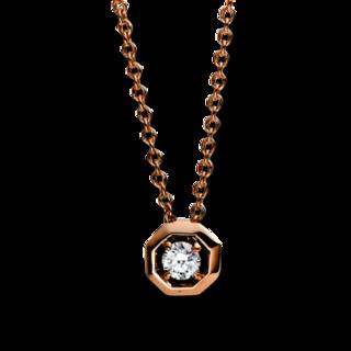 Brogle Selection Halskette mit Anhänger Promise 4E013R8-2