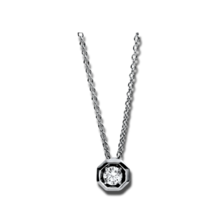 Brogle Selection Halskette mit Anhänger Promise 4E013W8-1