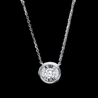 Brogle Selection Halskette mit Anhänger Promise 4E210W8-1