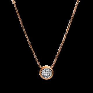 Brogle Selection Halskette mit Anhänger Promise 4E212R8-1