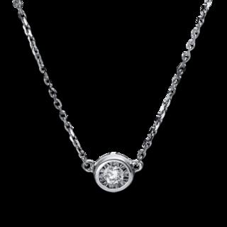 Brogle Selection Halskette mit Anhänger Promise 4E217W8-1