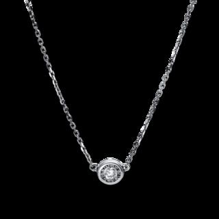 Brogle Selection Halskette mit Anhänger Promise 4E217W8-2