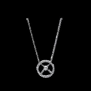 Brogle Selection Halskette mit Anhänger Promise 4E221W8-1