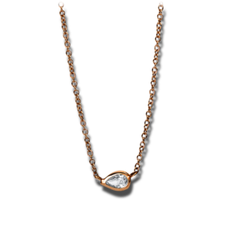 Brogle Selection Halskette mit Anhänger Promise 4E261R8-1