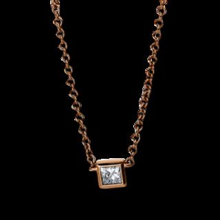 Brogle Selection Halskette mit Anhänger Promise 4E266R8-1