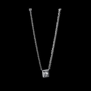 Brogle Selection Halskette mit Anhänger Promise 4E418W8-1