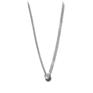 Brogle Selection Halskette mit Anhänger Promise 4E419W8-1