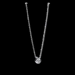 Brogle Selection Halskette mit Anhänger Promise 4E422W8-1