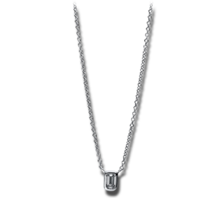 Brogle Selection Halskette mit Anhänger Promise 4E426W8-1